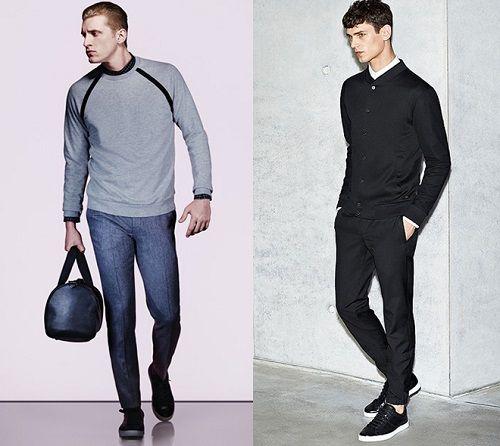 Các chàng trai nhỏ người nên lưu ý gì trong cách ăn mặc?