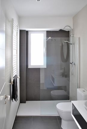 Antes Y Después De Una Reforma Low Cost Bath Bathroom Makeovers - Low cost bathroom makeovers