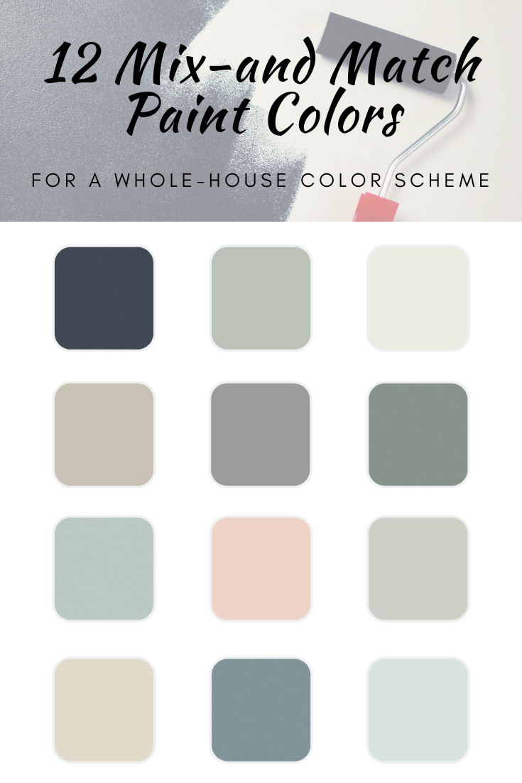 How To Match Paint Color With A Picture