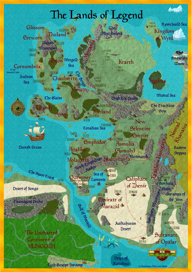 Pin On Rpg World Maps