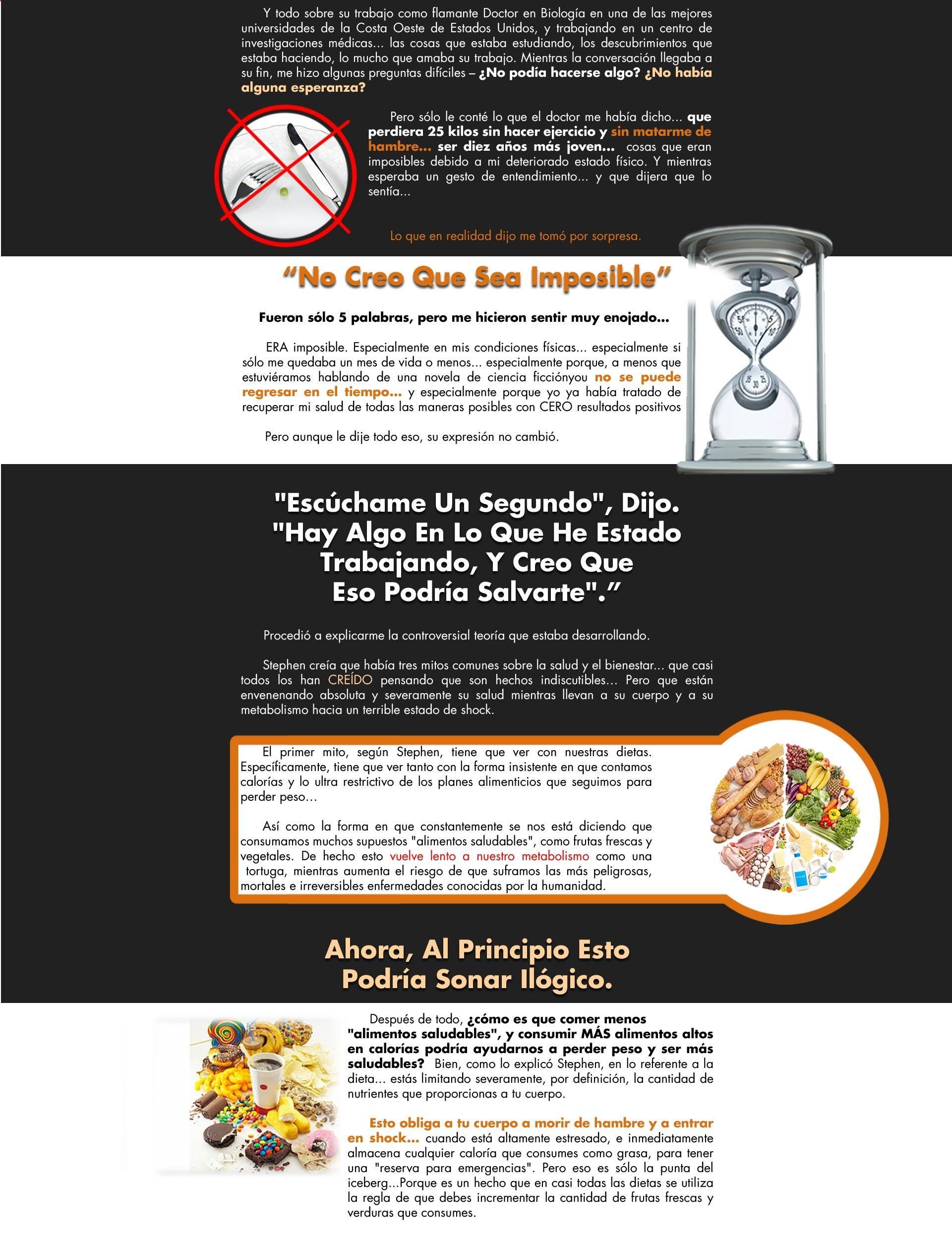 5 dietas que podrían ser mortales
