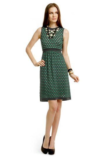 Rent the Runway: M Missoni Triangle Gumdrop Dress
