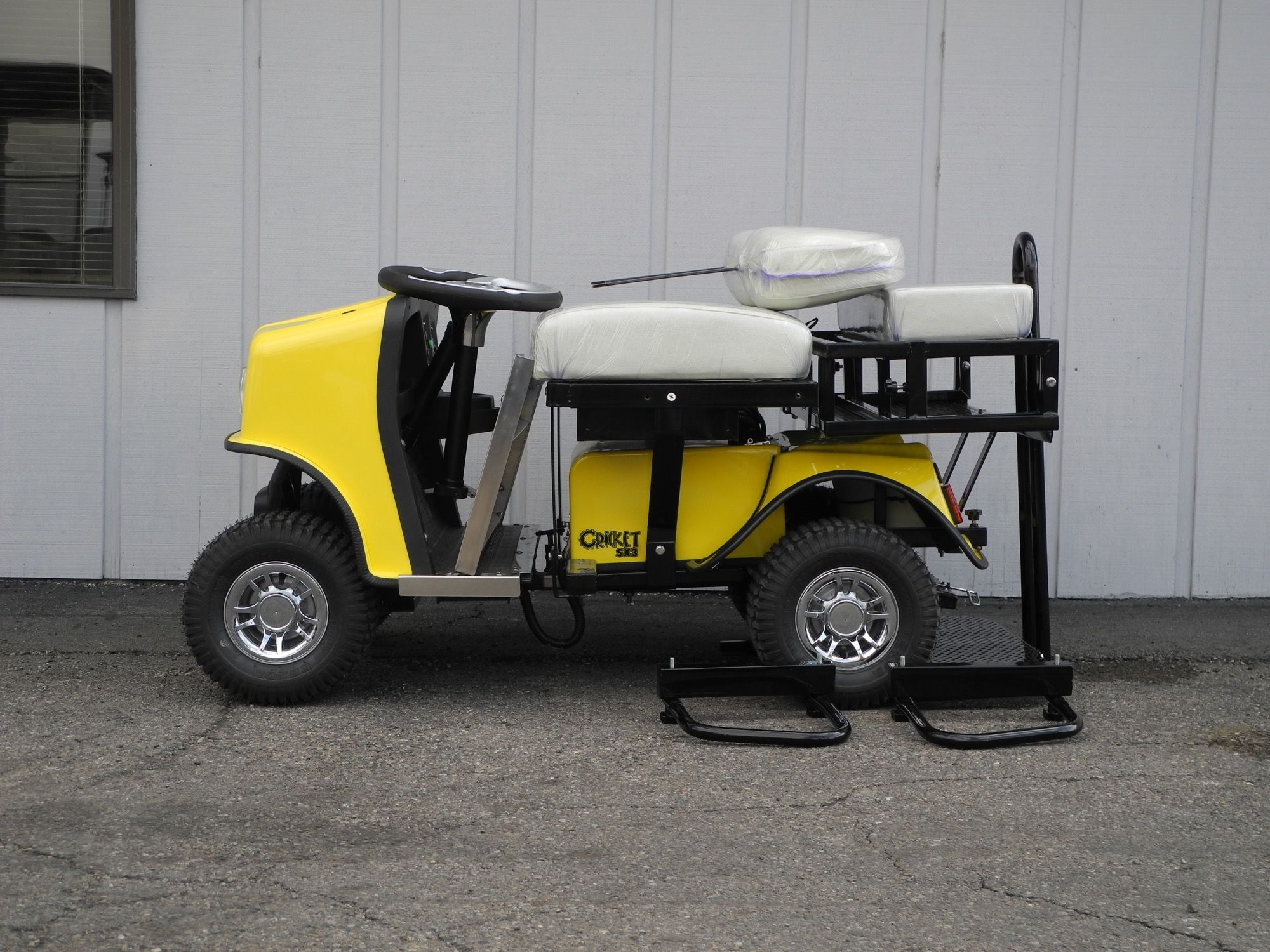 We Just Got A New Shipment Of Rick S Specialty Vehicles Cricket Sx3 Personal Electric Sport Amp