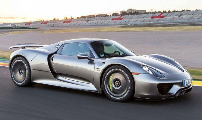 Image result for Porsche 918 Spyder (2.2 Seconds) pic