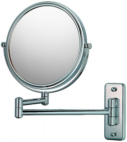 Kimball Young 211 Series 5x 1x Reversible Magnifying Makeup Mirror Seattleluxe Com With Images Mirror Wall Wall Mounted Mirror Magnification Mirror