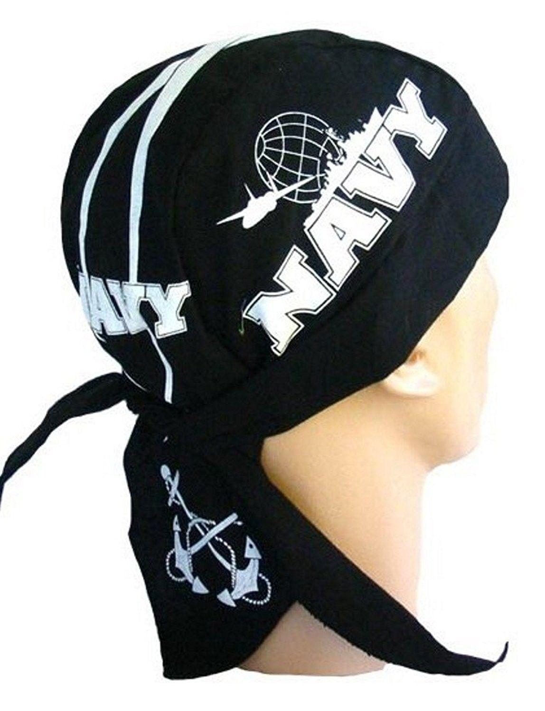 Skull Cap Biker Caps Headwraps Doo Rags Outlaw