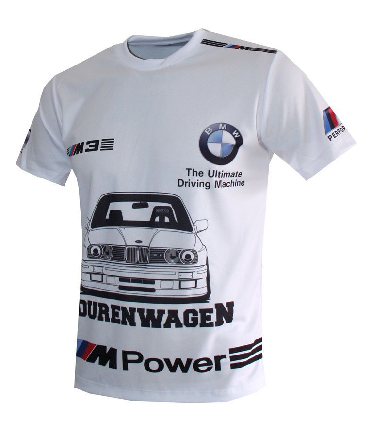 racing M power QUALITY automotive BMW Motorsport Polo shirt DTM