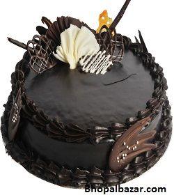 Chocolate Truffle Cake 12 2 kg Chocolate truffle cake Truffle