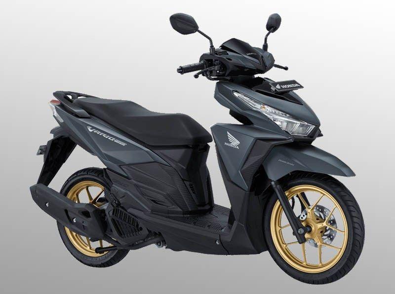 Pilihan Warna Baru Honda Vario 150 Esp 2017 Motor Honda Motor Honda