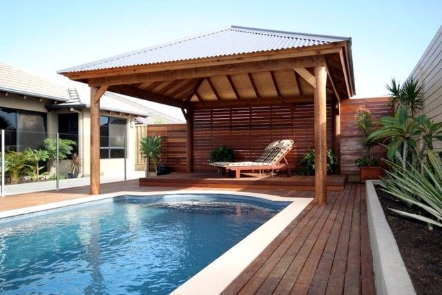 5 Best Pool Cabana Ideas Pictures Outdoors Home Ideas