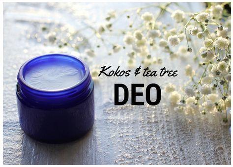 deodorant kokosolja bikarbonat