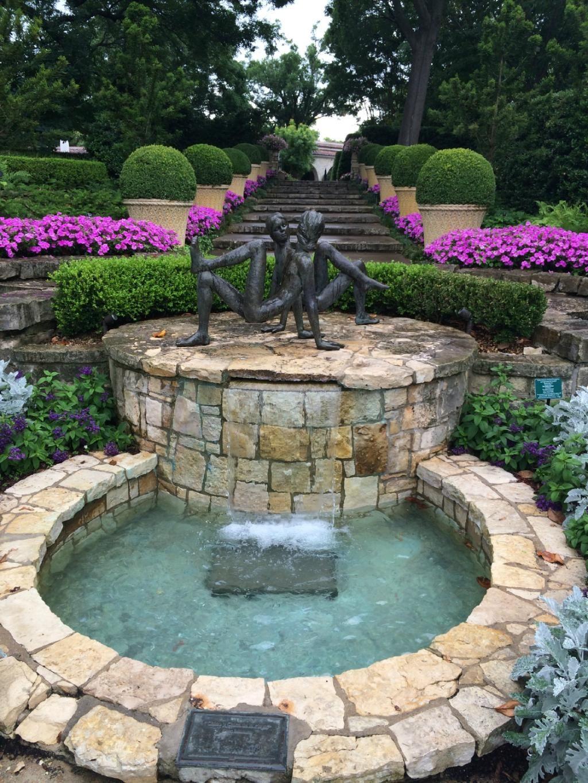 Dallas Arboretum & Botanical Gardens, Dallas, TX, USA