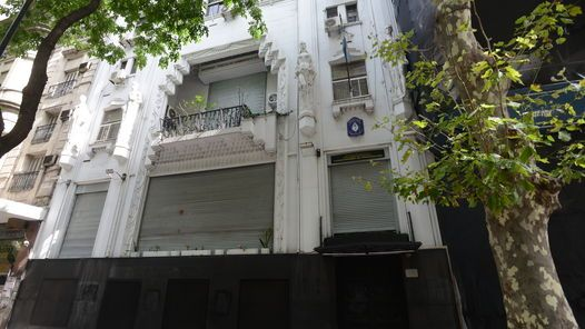 """El """"palacio"""" de Natalio Botana y su hermosa historia. Av. de Mayo 1333"""