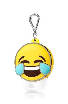 Tears Of Laughter Emoji Pocketbac Holder Bath Body Works