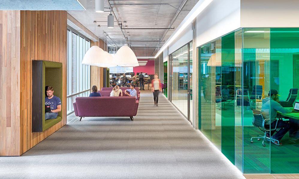 fremtidens kontor - Google-søk