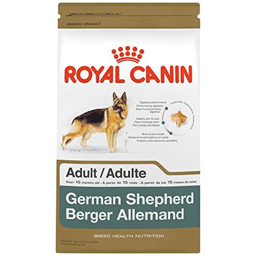 Royal Canin Breed Health Nutrition German Shepherd Adult Dry Dog