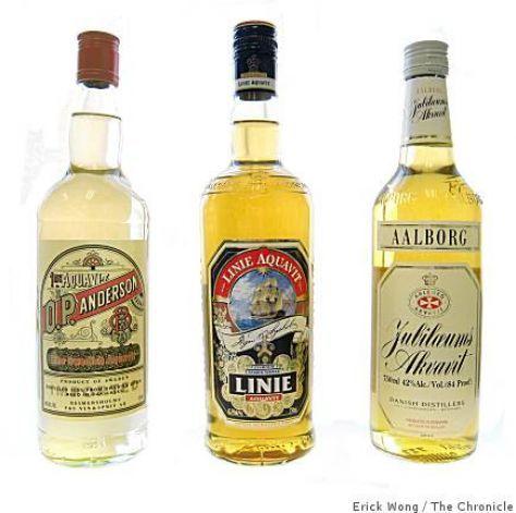 Spirits Drink To Your Health The Scandinavian Way With Aquavit Aquavit Scandinavian Cocktails Scandinavian