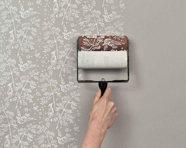 die wände zu hause streichen - ideen für harmonische ... - Wohnzimmer Ideen Wand Streichen