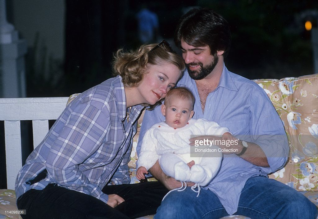 Cybill Shepherd And Family Clementine Ford And David M Ford