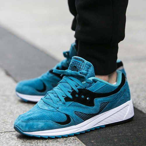 Buty Saucony Grid 8000 CL Premium (S70223-2) Worldbox.pl