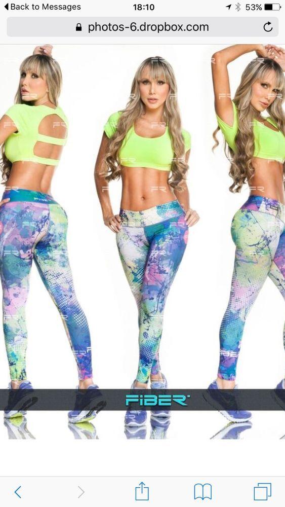 1a29f0967cce3 Fiber Activewear Legging Gym Workout Sportwear Colombia Pants/LIFT &  SHAPE!!! #ColombianBrazilian #PantsTightsLeggings