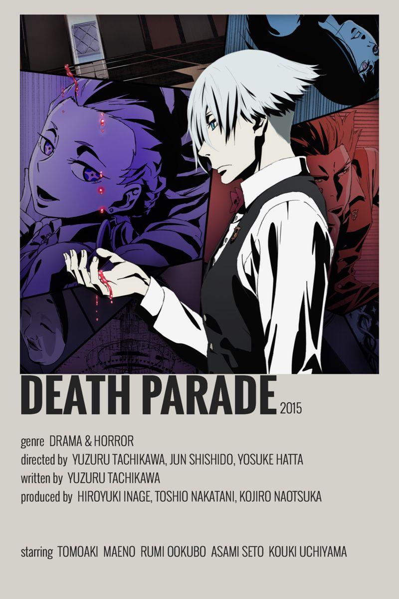 Death Parade Poster