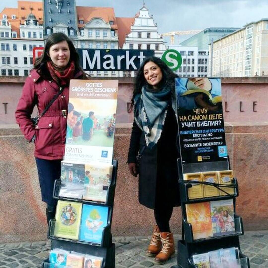 20+ Public Witnessing Literature Pictures and Ideas on Meta Networks