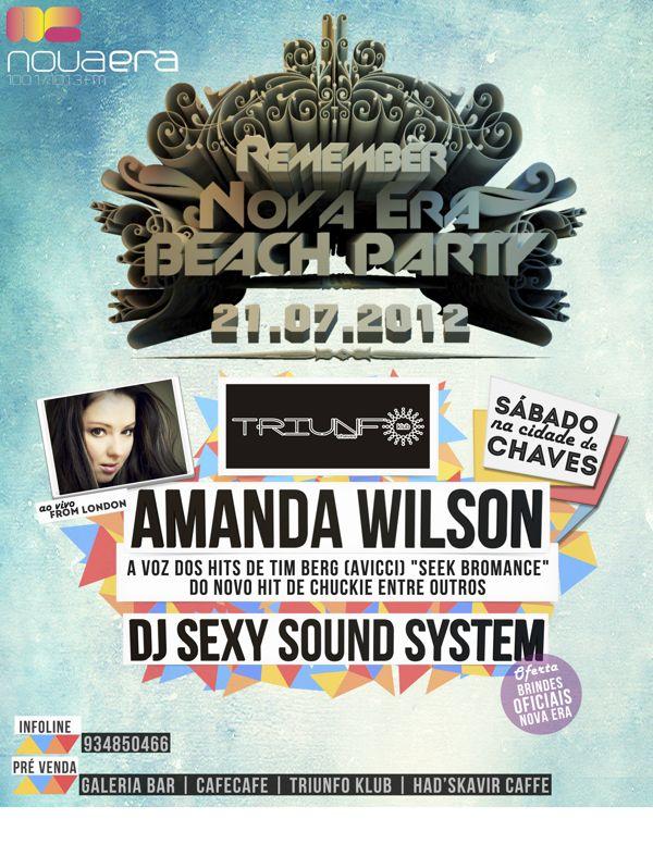 Free Remember Nova Era Beach Party Psd Flyer Template Httpwww