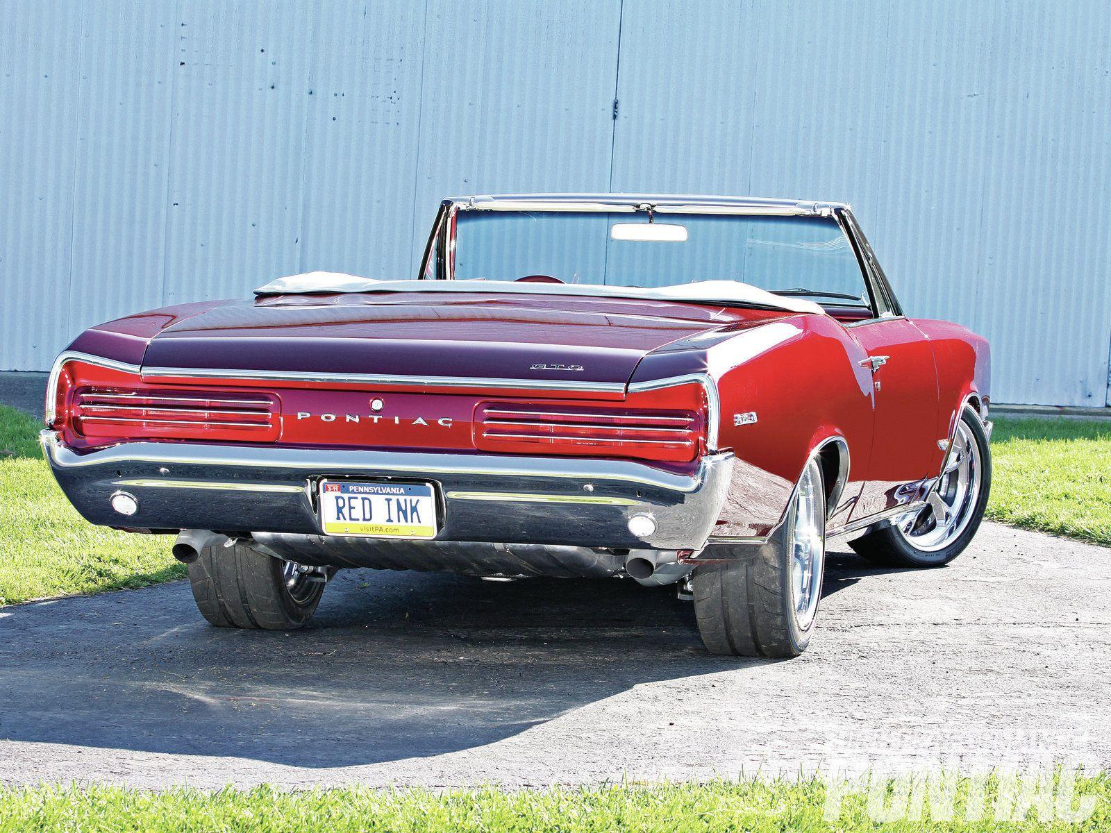 1966 Pontiac Gto Rear Photo 3 Pontiac Gto Pontiac Cars Muscle Cars