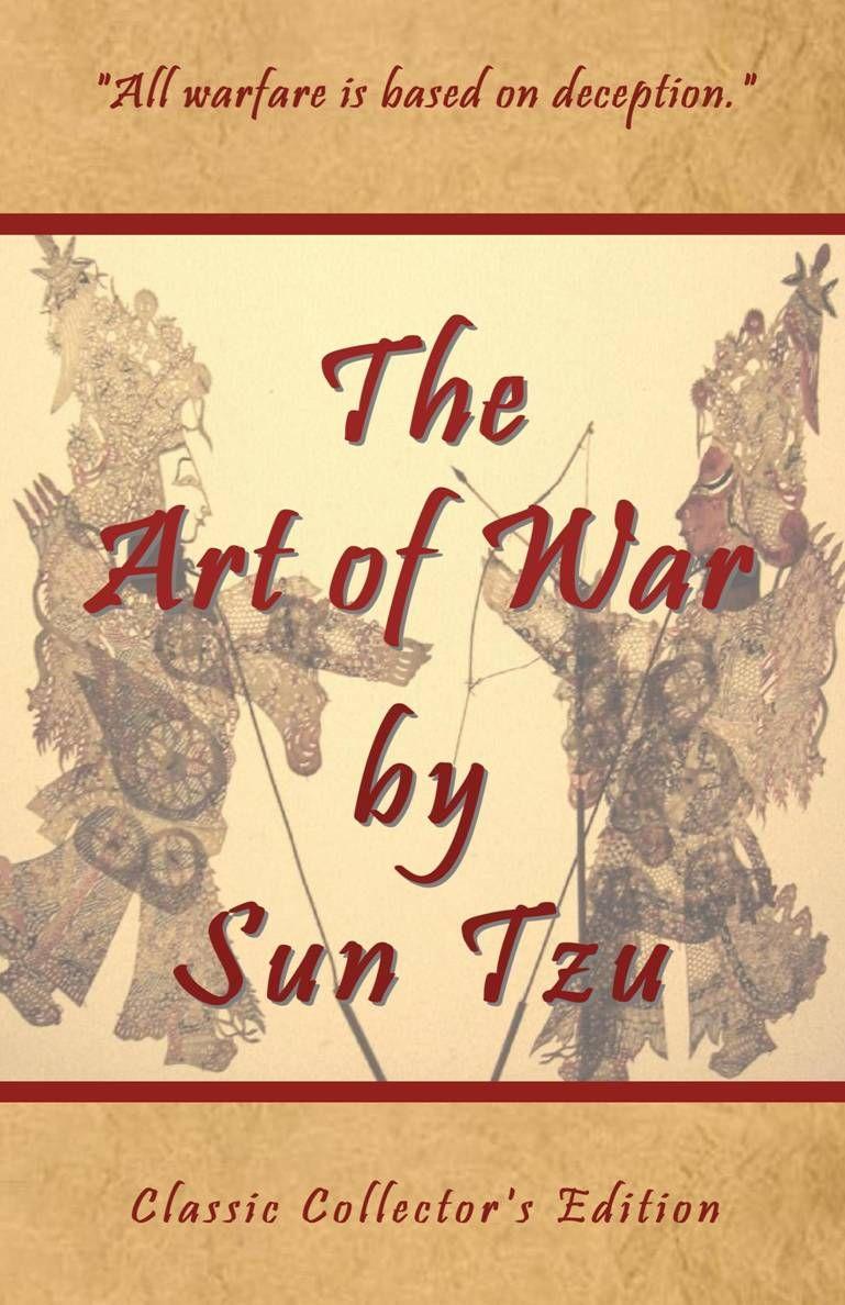 23+ Sun tzu art of war books information
