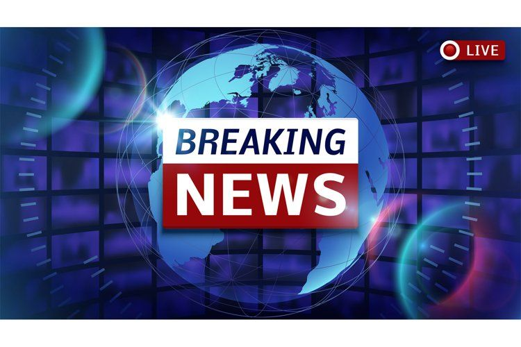 30+ Breaking News Animated Clipart
