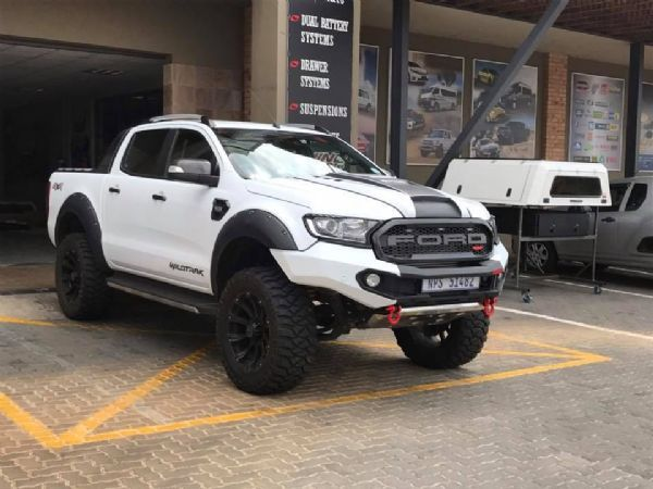 Road Rhino Bumper >> Ford ranger 2016+ Rhino 4x4 Bumper | FoRdZ | Pinterest | Ford ranger 2016, Ranger 2016 and Ford ...