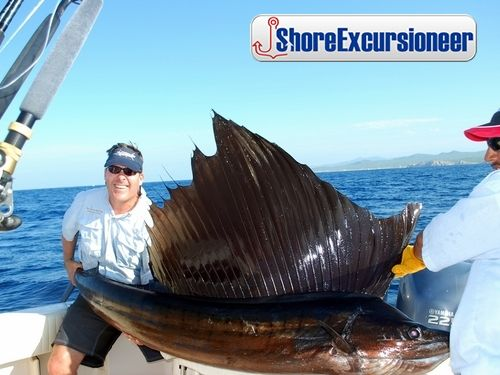Best value sport fishing charter try your luck deep sea for Cabo san lucas fishing charters prices