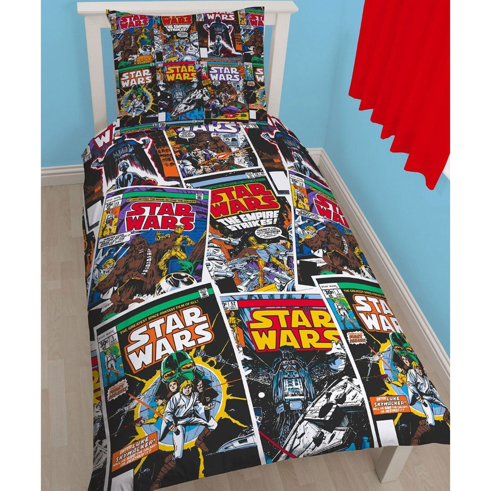 Star Wars Issues Single Us Twin Duvet Cover And Pillowcase Set Continue To The Product At The Image Li Duvet Cover Sets Duvet Covers Twin Single Duvet Cover