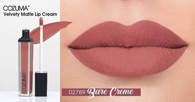 Bare Creme  RM41.50  #uzmakosmetik #lipmatte #cozuma #lipstik #makeup #malaysia #bazaarpaknil #malaysiaonlineshop #simplysiti #mac #marykay #dior