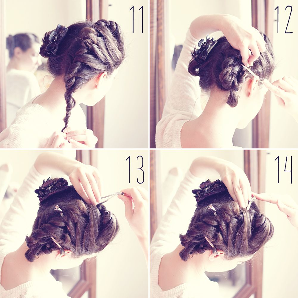 Prime 1000 Images About Heatless Curls On Pinterest Hairstyles For Women Draintrainus