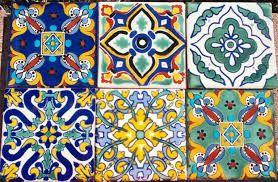 Pavimenti ceramiche siciliane cerca con google ceramica pinterest - Piastrelle siciliane decorate ...