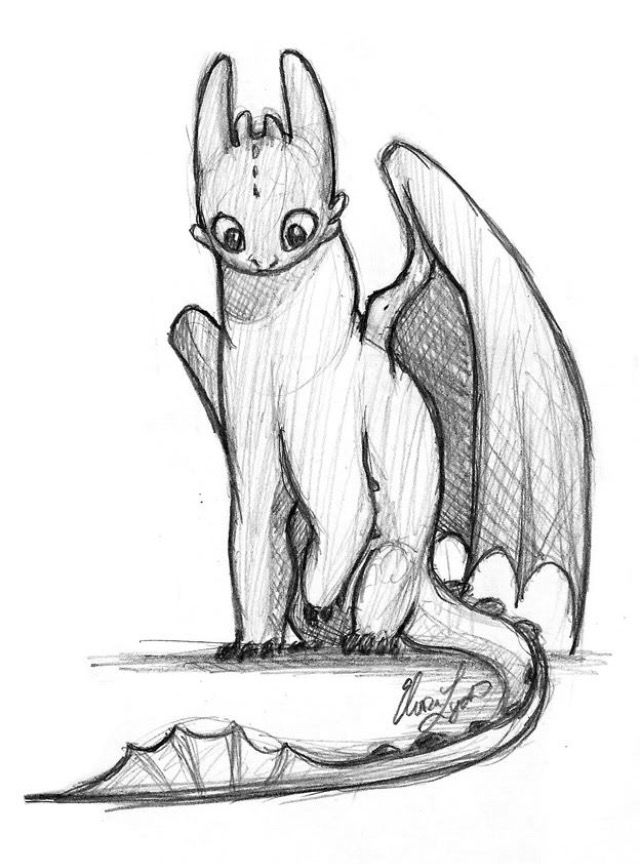 Pin by lemon dreamer on drawings pinterest draw disney gallery for cute toothless dragon drawing ccuart Image collections