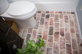 Image result for using brick pavers indoors Tile Pinterest