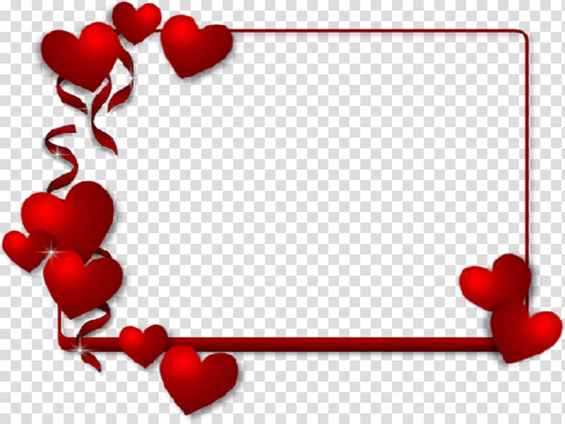 Red Hearts Valentine S Day Frames Heart Paper Valentine S Day Transparent Background Png Clipart Valentines Frames Paper Hearts Valentine Background