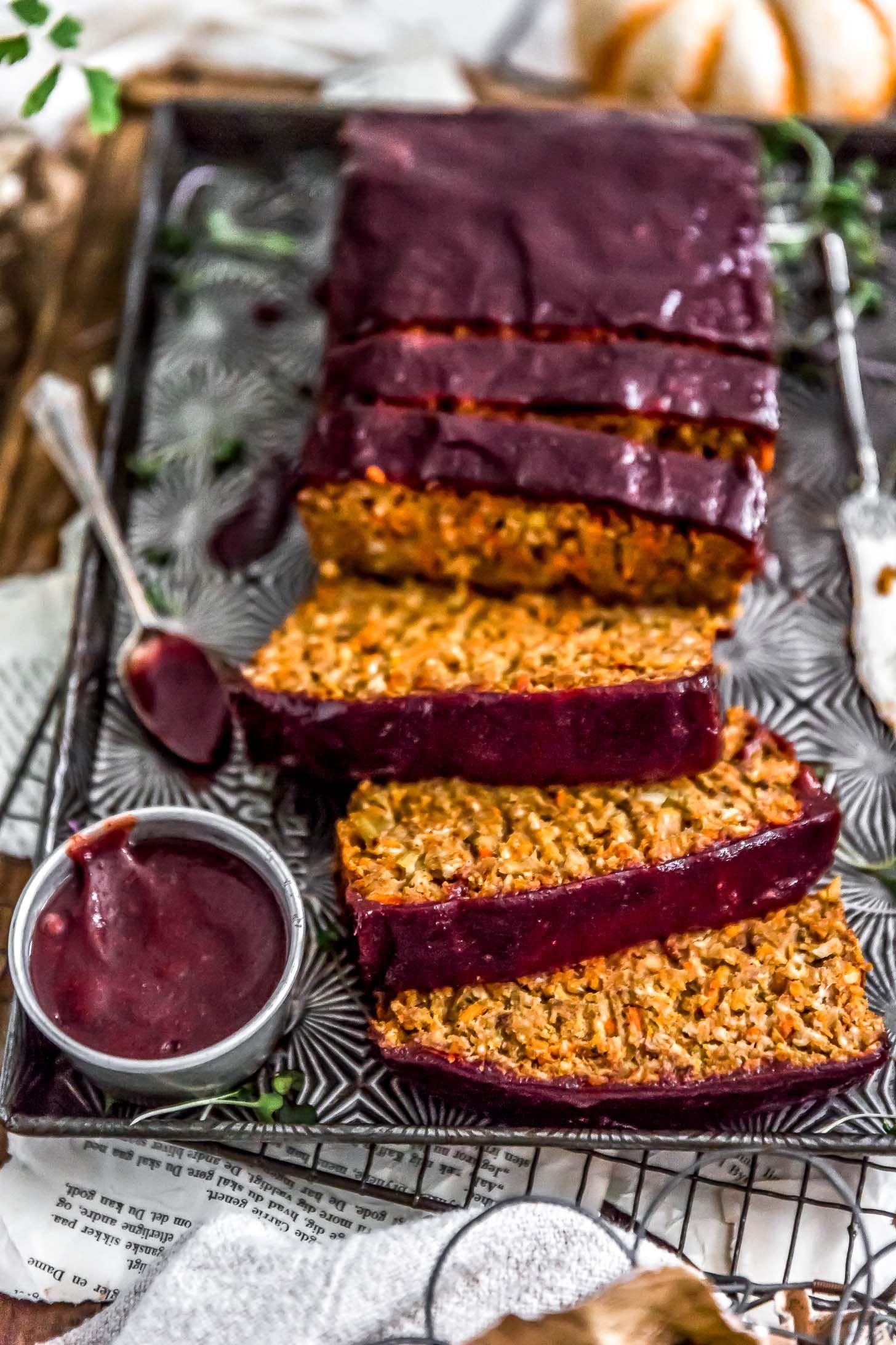 Harvest Veggie Loaf Recipe Veggie loaf, Food, Recipes