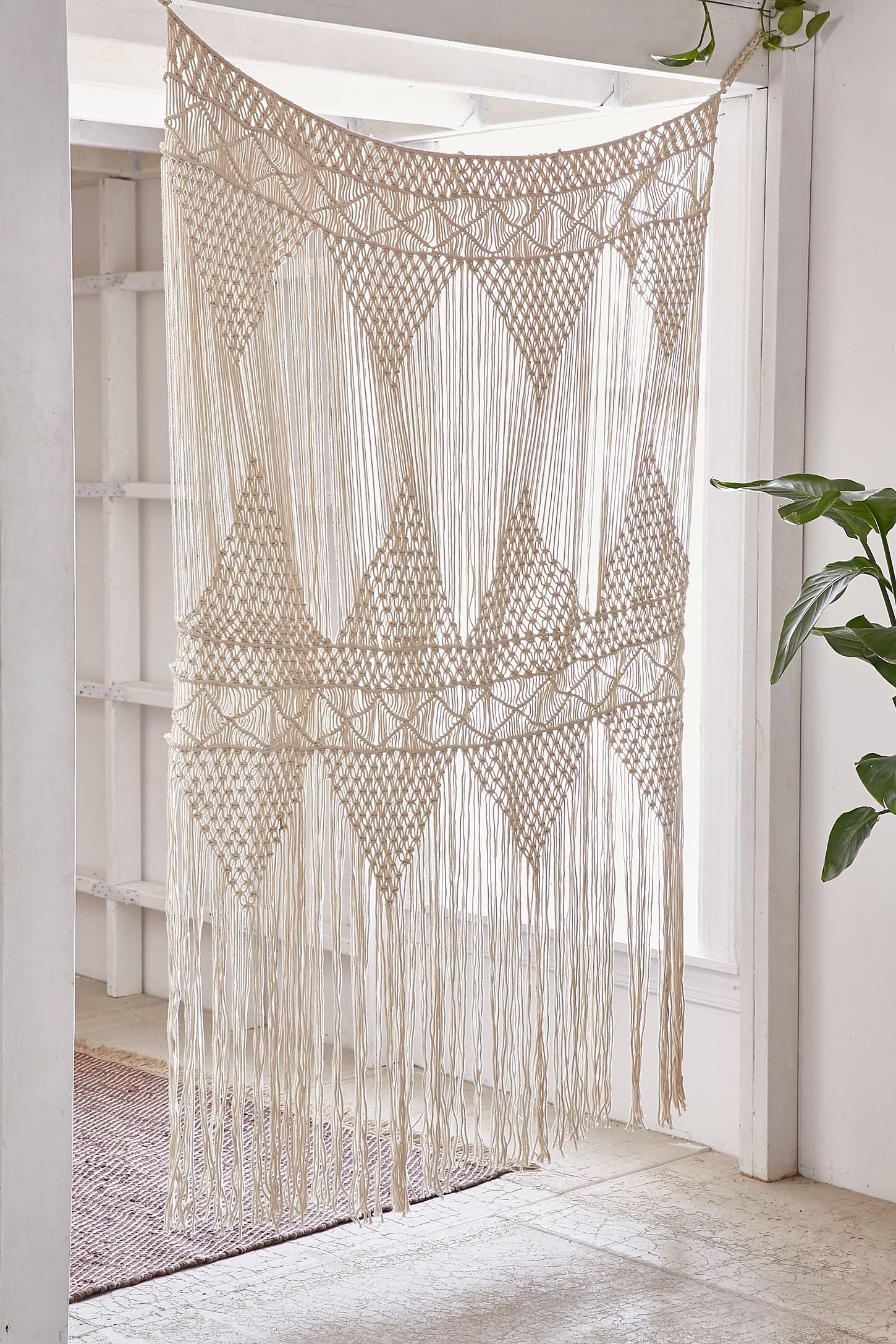 Magical Thinking Safi Wall Hanging Urban Outfitters Macrame