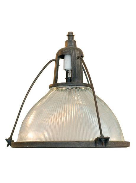 Holophane Industrial Hanging Light Fixture | thehighboy