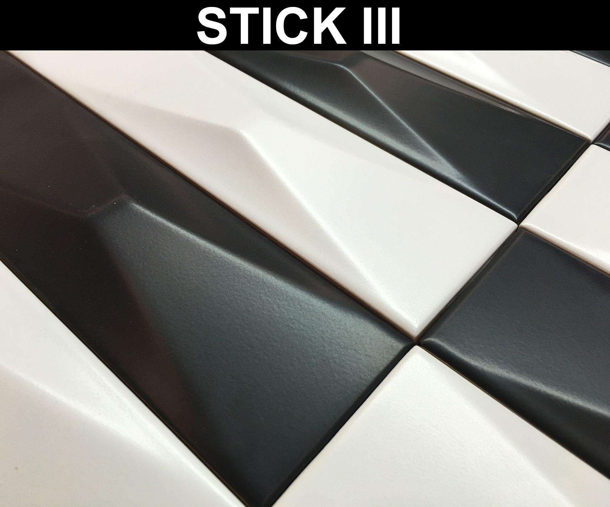 Detail Ceramic Relief 2 46 X 14 76 In Colours White Grey And Black Detalle Relieve Ceramico De 6 25 X 37 5 Cm En Colores Blanco G Azulejos Colores Estilos