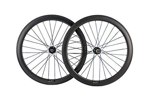 Queen Bike 700c Disc Brake Wheelset Tubular With Disc Brake Hub