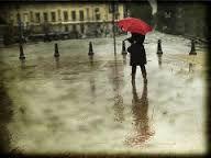 Resultado de imagen para sombrilla roja en paris