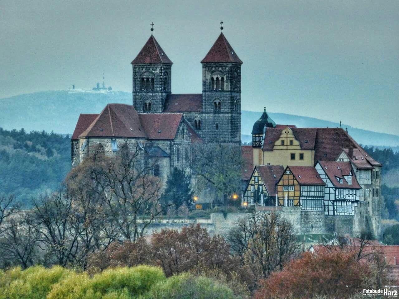 HarzBild von Ulli Schröter Quedlinburg