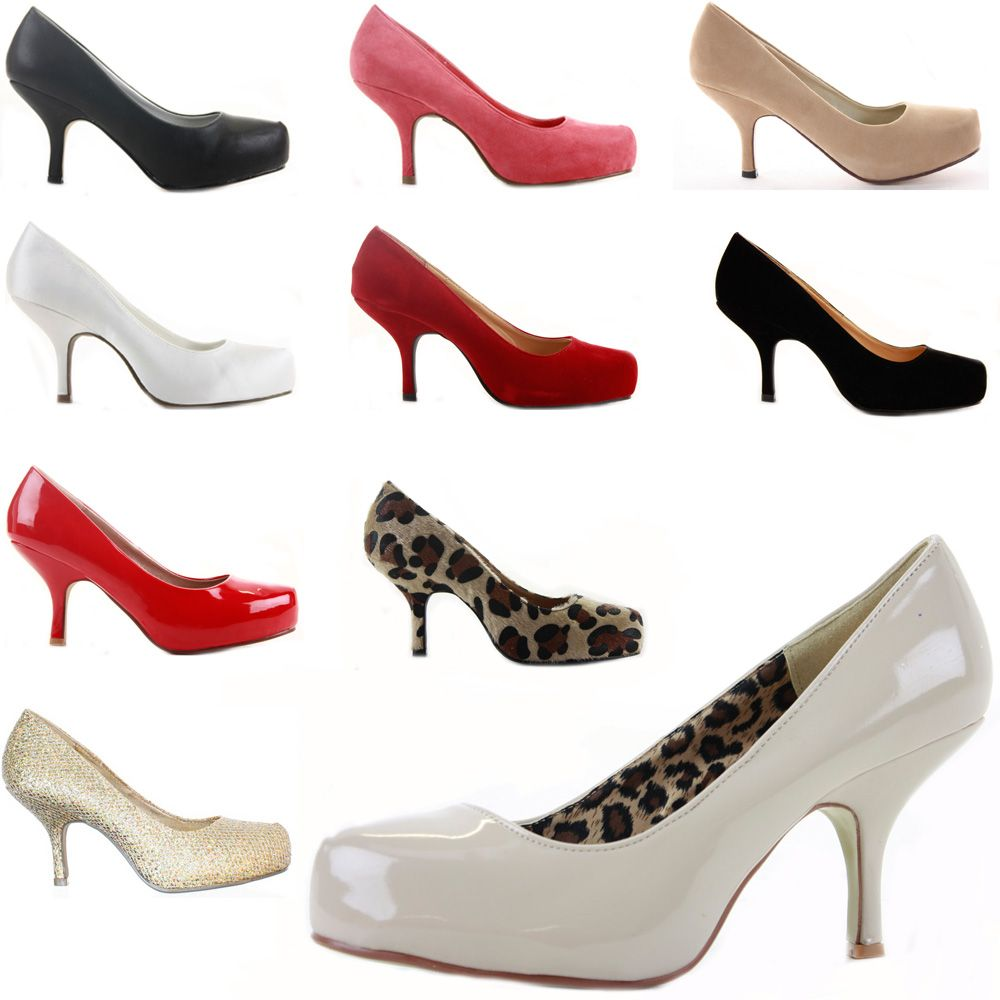 Image result for pictures of kitten heels