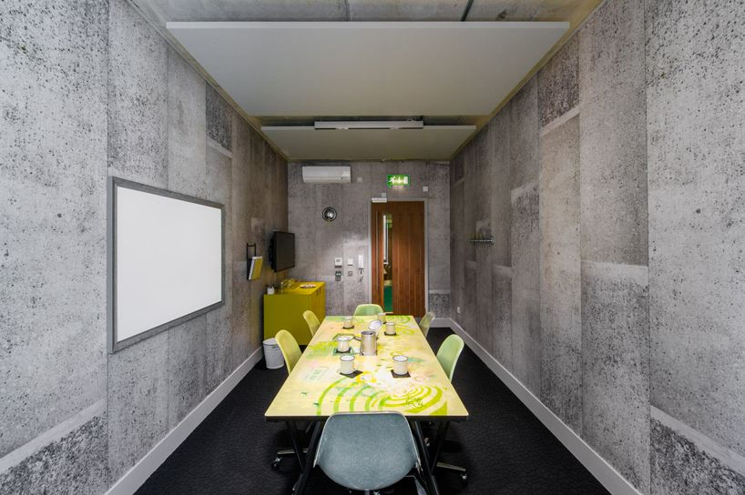 hlm interiors screenworks london office pinterest