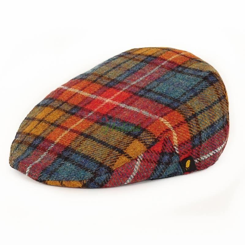 f47775a3 Catalogue : TARTAN WOOL CAP | Hatman of Ireland - Irish Tweeds ...
